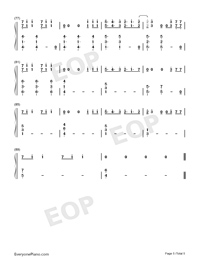 Bulletproof-Griffin Oskar-Numbered-Musical-Notation-Preview-5
