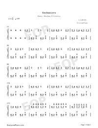 Enchanters-Dragon Age Inquisition OST-Numbered-Musical-Notation-Preview-1