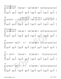 Enchanters-Dragon Age Inquisition OST-Numbered-Musical-Notation-Preview-2