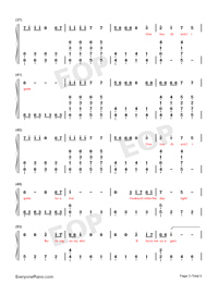 Ignite-Vocal Version-Numbered-Musical-Notation-Preview-3