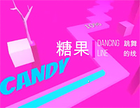 Candy-Rolling Sky