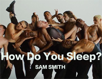 How Do You Sleep-Sam Smith