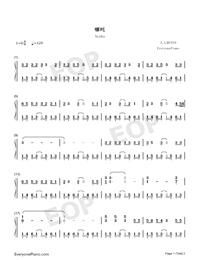 Nezha-Nezha Theme-Numbered-Musical-Notation-Preview-1