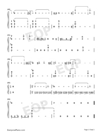 Giant Deer-Hua Chenyu-Numbered-Musical-Notation-Preview-3