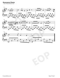 Tango to Evora-Loreena McKennitt Stave Preview 2