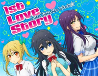1st Love Story-And You Thought There Is Never a Girl Online OP