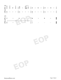 Attention-Joji-Numbered-Musical-Notation-Preview-3