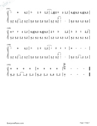 Love For Eternity-Chinese Paladin 3 Theme-Numbered-Musical-Notation-Preview-7