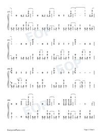 Connected-COP CRAFT ED-Numbered-Musical-Notation-Preview-3