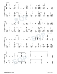 Connected-COP CRAFT ED-Numbered-Musical-Notation-Preview-5