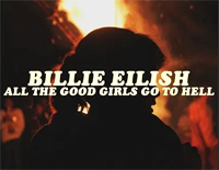 All the Good Girls Go to Hell-Billie Eilish