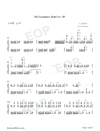 Philosophyz-Rewrite OP-Numbered-Musical-Notation-Preview-1