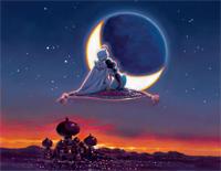 Desert Moon-アラジンOST