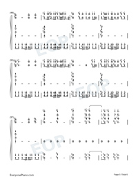 Dance Monkey-Tones and I-Numbered-Musical-Notation-Preview-5