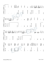 Takeaway-Numbered-Musical-Notation-Preview-2