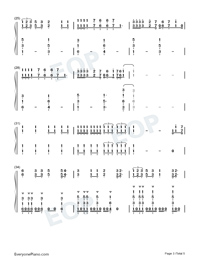 Takeaway-Numbered-Musical-Notation-Preview-3
