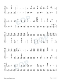 The Moon-Yin Lin-Numbered-Musical-Notation-Preview-4