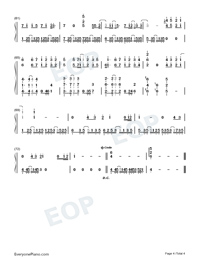 The Right Time-JJ Lin-Numbered-Musical-Notation-Preview-4