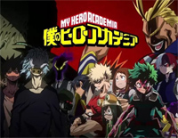 Kōkai no Uta-My Hero Academia Season 4 ED