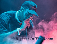 Highest In The Room-Travis Scott