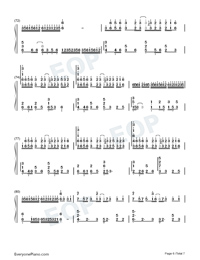 What To Sing-Perfect Version Numbered Musical Notation Preview 6