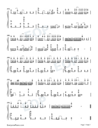 What To Sing-Perfect Version Numbered Musical Notation Preview 7