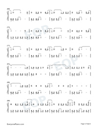 A Scholar-Jiang Chao Numbered Musical Notation Preview 4