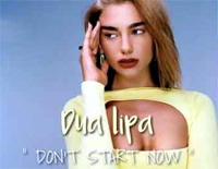 Dont Start Now-Dua Lipa