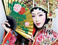 Song of Pear Flower-The Great Concubine of Tang Theme