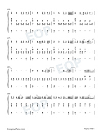 What Am I-Why Dont We-Numbered-Musical-Notation-Preview-2