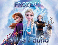 All Is Found-Frozen 2