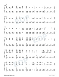 The Quintessence of China-Numbered-Musical-Notation-Preview-5
