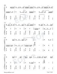 Love You Well-Sodagreen-Numbered-Musical-Notation-Preview-5