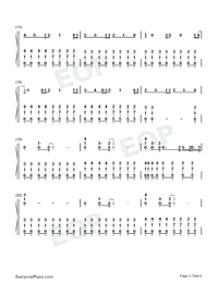 Use This Gospel-Kanye West-Numbered-Musical-Notation-Preview-2