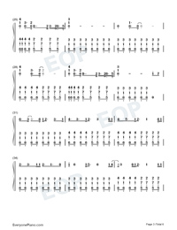 Use This Gospel-Kanye West-Numbered-Musical-Notation-Preview-3