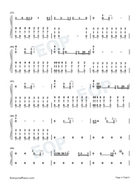 Use This Gospel-Kanye West-Numbered-Musical-Notation-Preview-4
