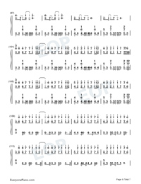 Time Back-Bad Style-Numbered-Musical-Notation-Preview-6