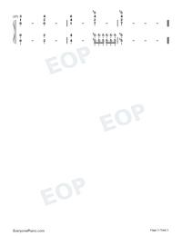 Selah-Kanye West Free Piano Sheet Music & Piano Chords