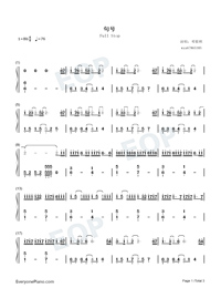 Full Stop-G.E.M.-Numbered-Musical-Notation-Preview-1