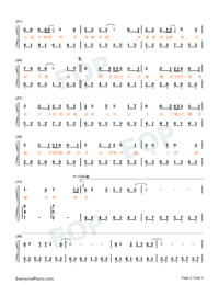 Sparrow-Li Ronghao-Numbered-Musical-Notation-Preview-2