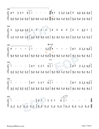 Sparrow-Li Ronghao-Numbered-Musical-Notation-Preview-3