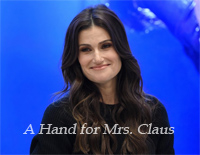 A Hand for Mrs Claus-Idina Menzel ft Ariana Grande