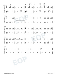 The Space-Wu Tsing-fong-Numbered-Musical-Notation-Preview-5