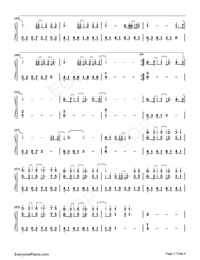 Unreachable-G.E.M.-Numbered-Musical-Notation-Preview-3