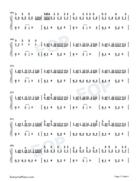 Imaginary Kiss-Shirfine-Numbered-Musical-Notation-Preview-3