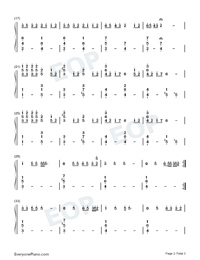 Moral of the Story-Ashe-Numbered-Musical-Notation-Preview-2
