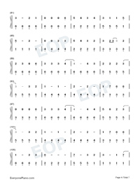 Kings Queens-Ava Max-Numbered-Musical-Notation-Preview-4