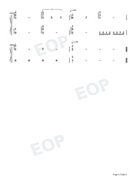 Eutopia-Yoohsic Roomz-Numbered-Musical-Notation-Preview-4