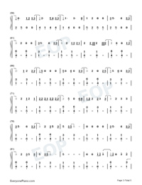 Tequila-Dan Shay-Numbered-Musical-Notation-Preview-3