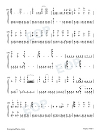 Like You-Lala Hsu Numbered Musical Notation Preview 2